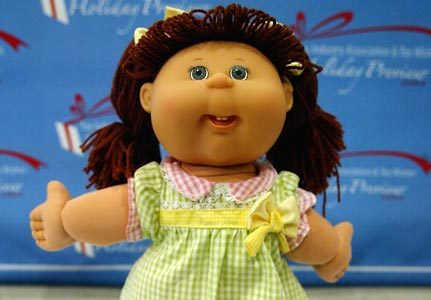 CABBAGE PATCH KIDS – (Dal 1978)