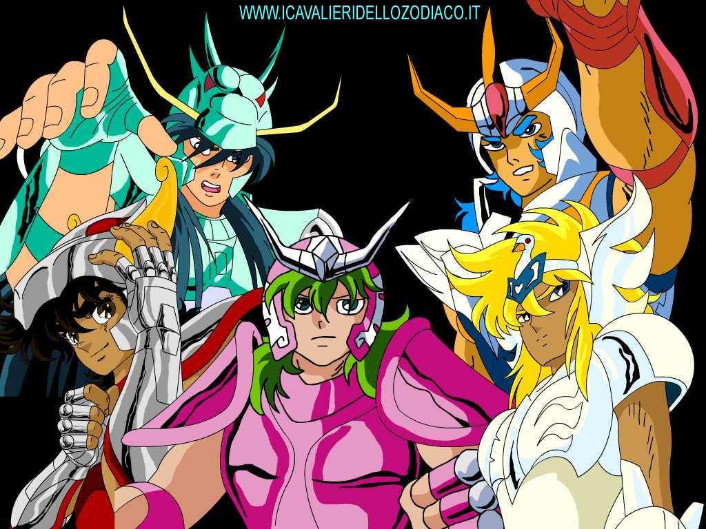 Cavalieri dello zodiaco formazione