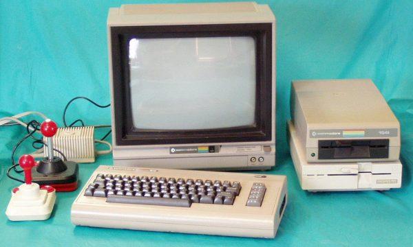 COMMODORE 64 – (1982/1993)