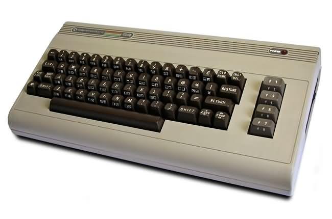 Commodore 64 del 1982