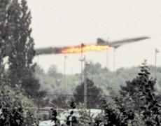 Concorde va a fuoco