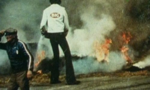 Morte di due grandi PASOLINI / SAARINEN Crash – (20/05/1973)
