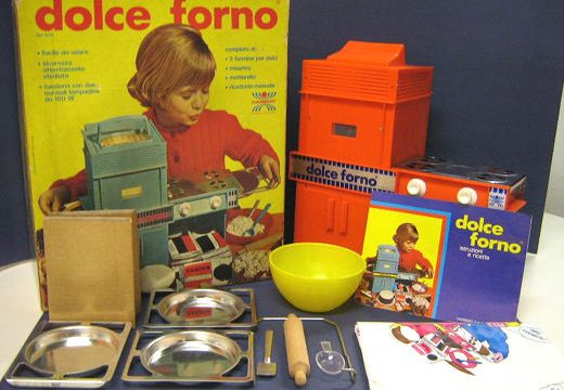 DOLCE FORNO – Harbert – (1974/1985)