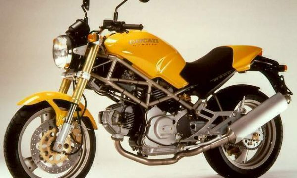 DUCATI MONSTER – (Dal 1993)