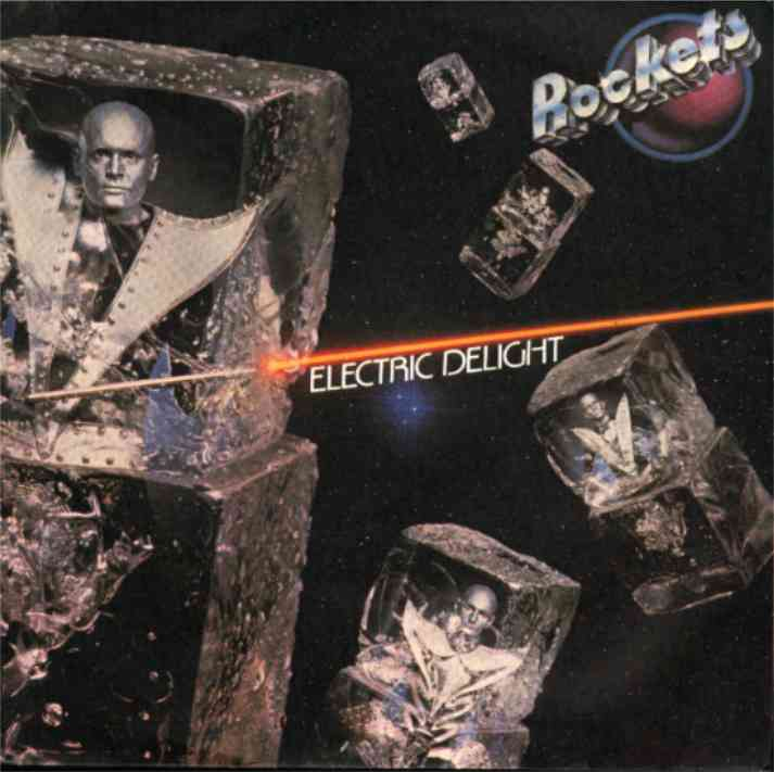 Rockets electric delight copertina