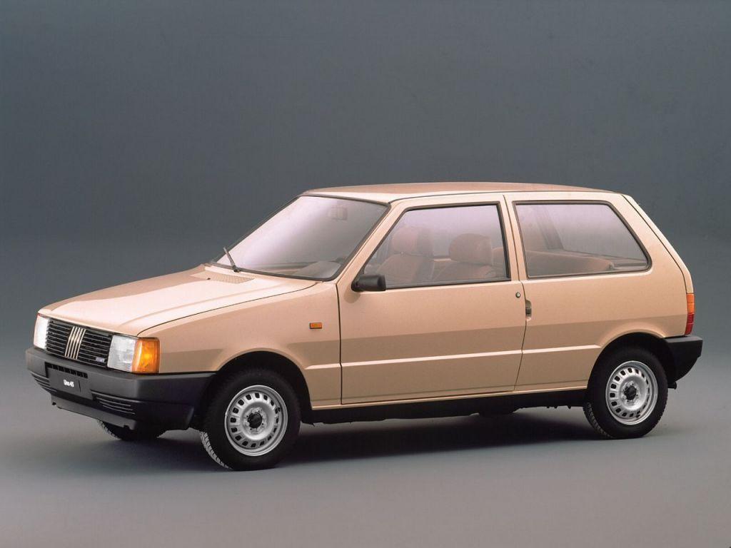 fiat uno auto dell'anno 1984