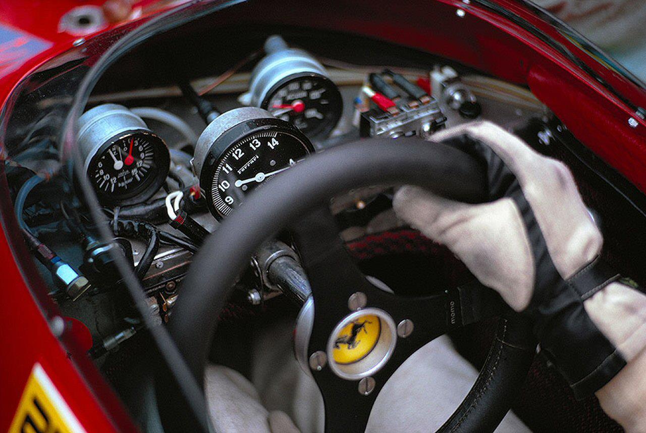 Scuderia-Ferrari-312B - Strumentazione