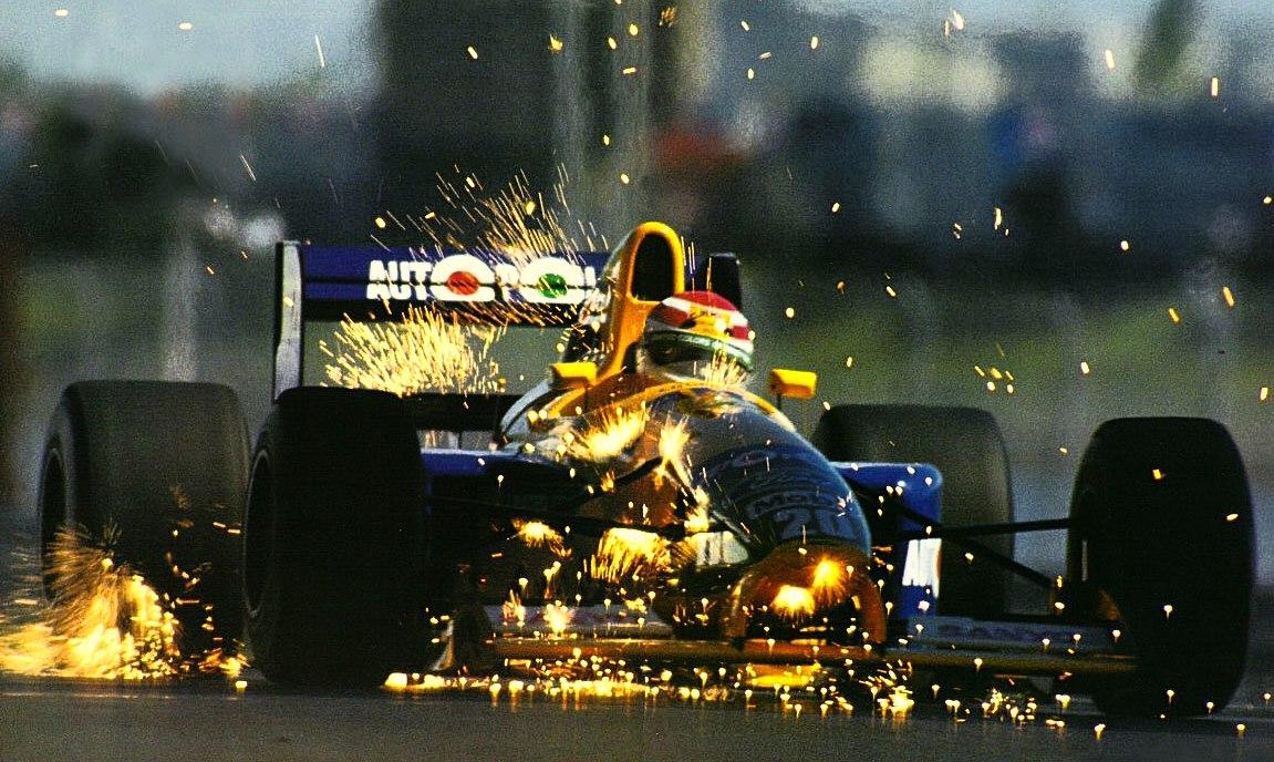 formula-uno-anni-90-Nelson-Piquet-Benetton-B191