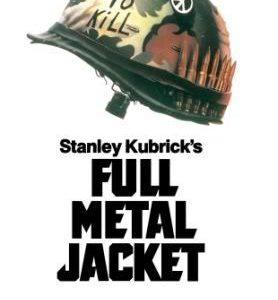 FULL METAL JACKET – Stanley Kubrick – (1987)
