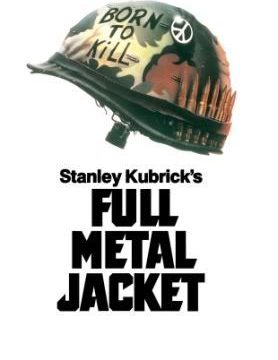 FULL METAL JACKET – Stanley Kubrick – (1987)