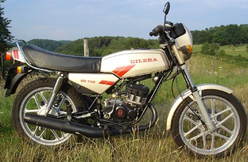 GILERA TG 2
