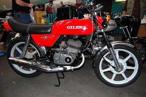 GILERA TG 1 125