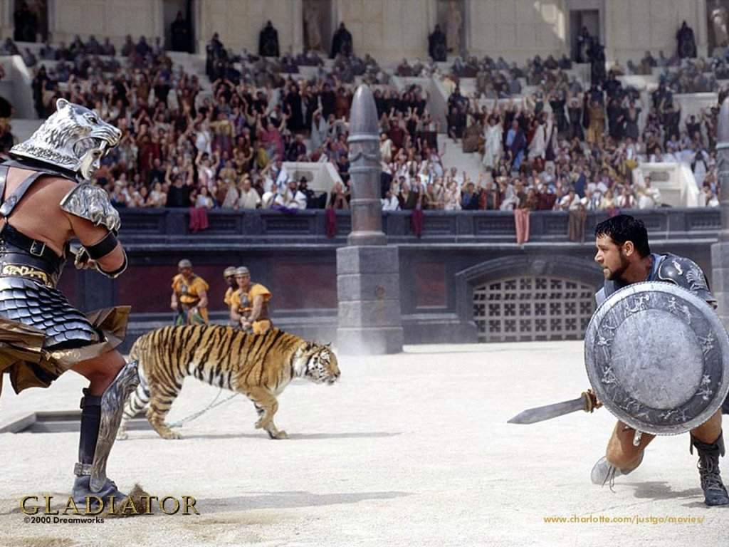 Il gladiatore Arena