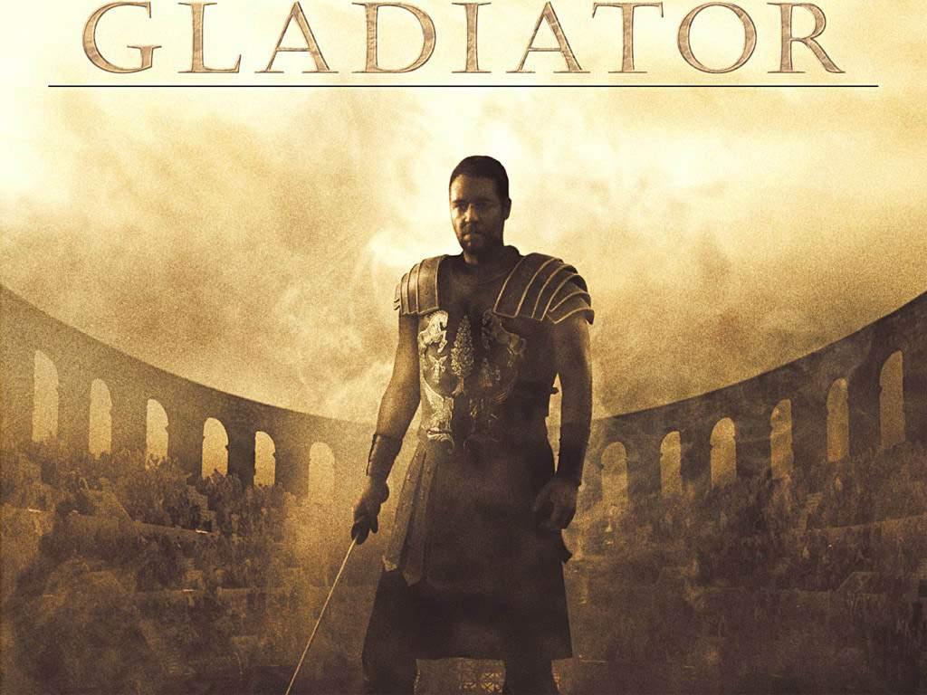 il gladiatore poster