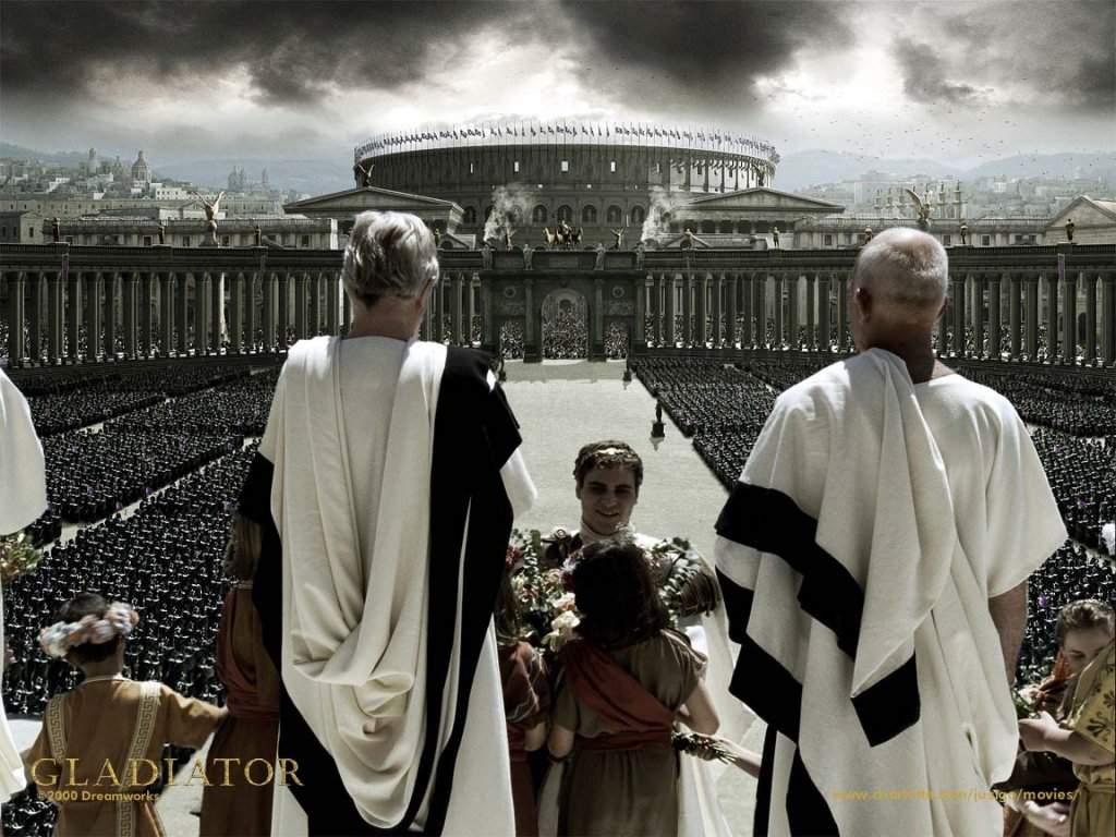 Il Gladiatore roma