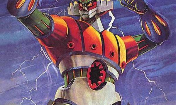 JEEG ROBOT D'ACCIAIO – (1979)