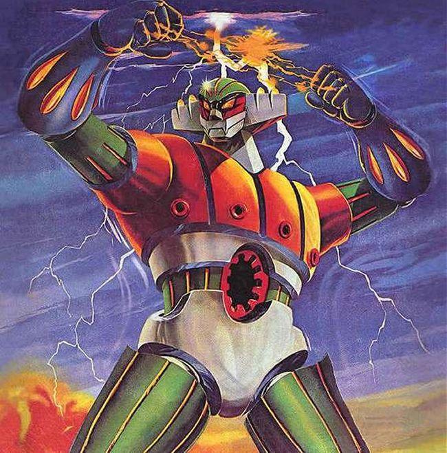 Jeeg robot d acciaio wikipedia