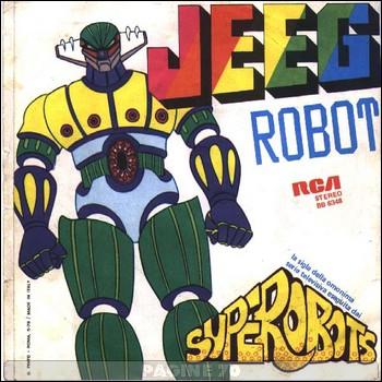 jeeg robot super robots