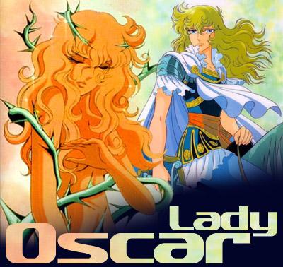 lady oscar sigla