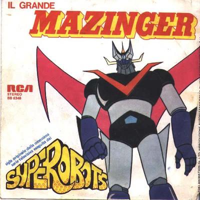 mazinga mazinger sigla superobots