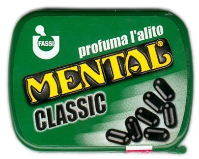 MENTAL – Profuma l'alito – (Anni 80)