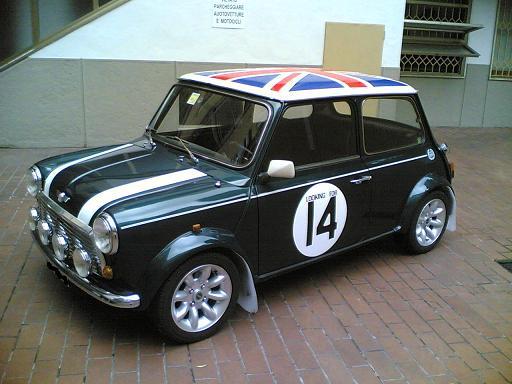 mini cooper british