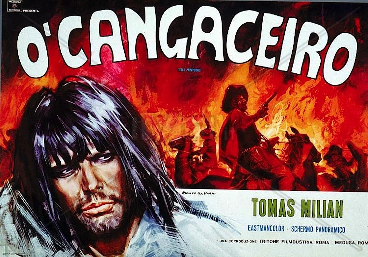 o_cangaceiro_tomas_milian_locandina