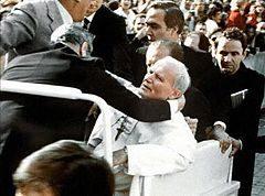 Attentato a PAPA GIOVANNI PAOLO II – (13/05/1981)