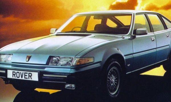 Auto dell'anno 1977 – ROVER 3500