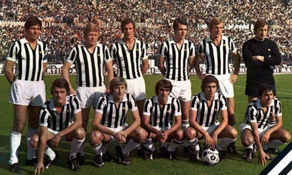CAMPIONATO DI CALCIO Serie A 71/72 – (Juventus)