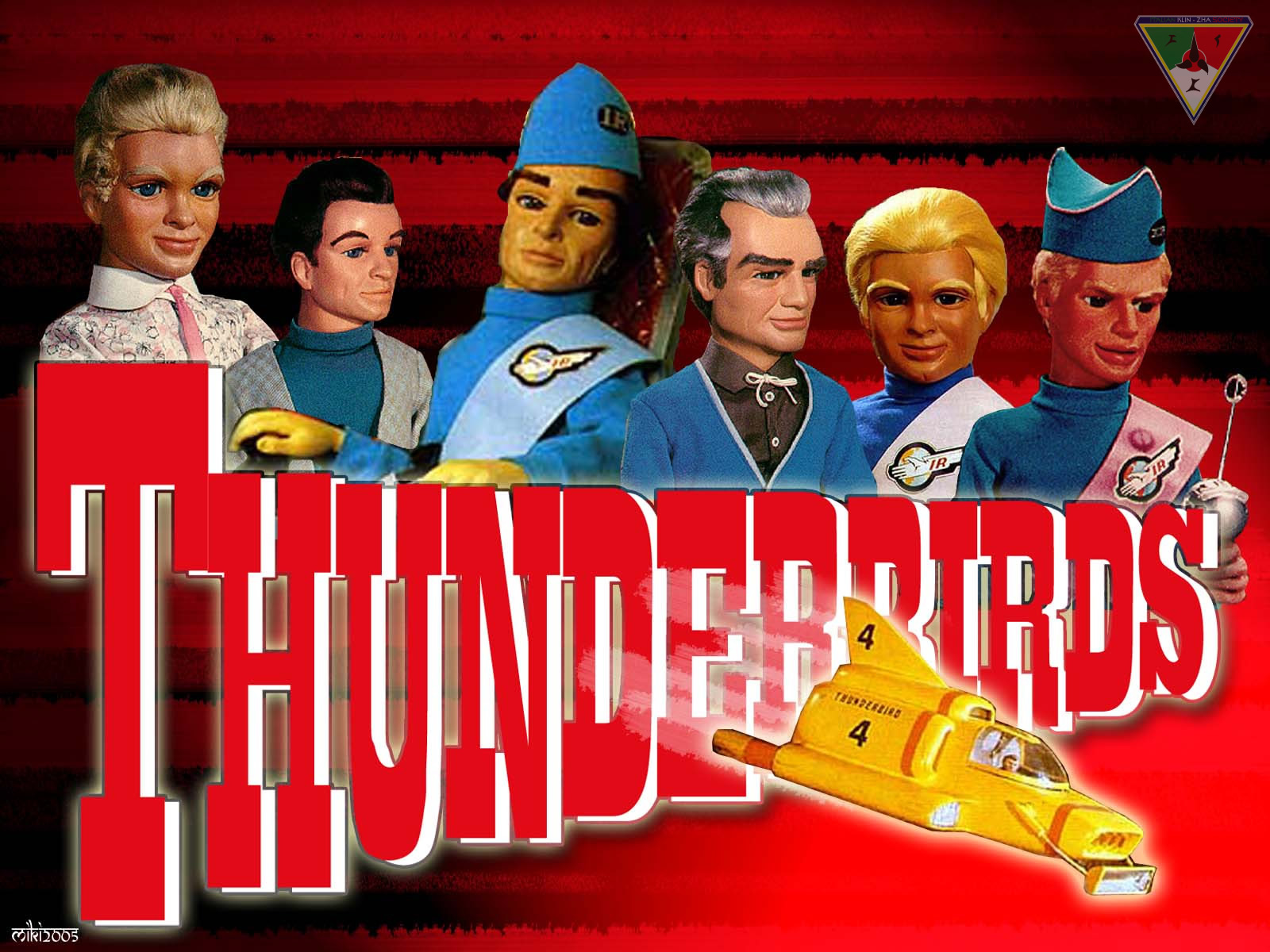 thunderbirds serie tv sigla