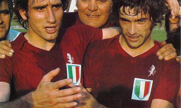 Campionato Italiano di calcio 75/76 – (Scudetto Torino)