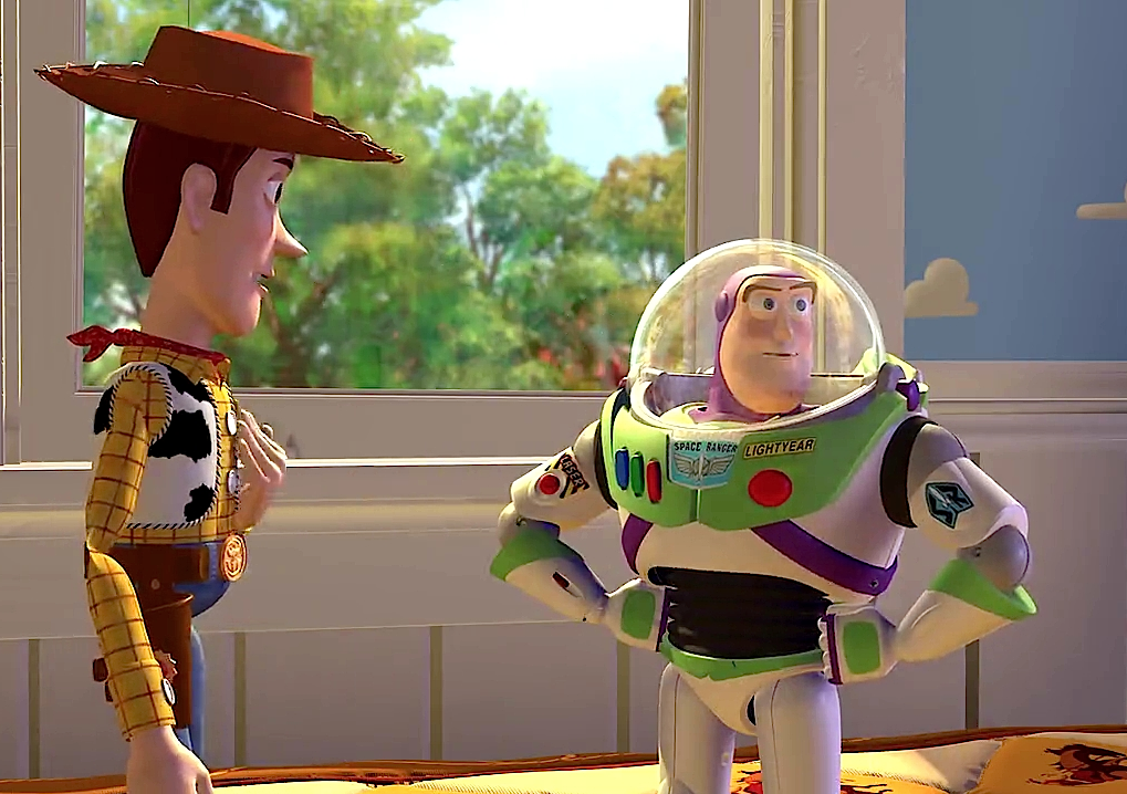sono copyright © Pixar Animation Studios, Walt Disney Pictures