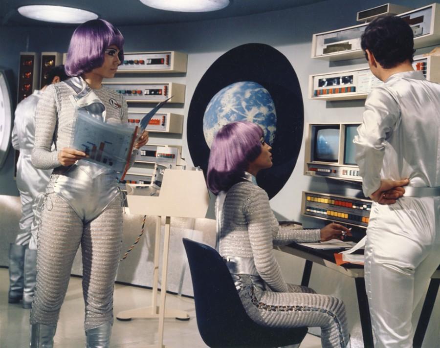 UFO serie tv base luna