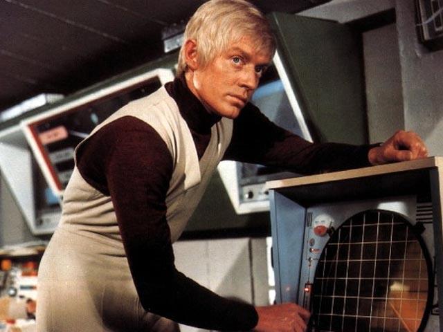 UFO serie tv il comandante Straker