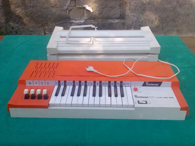 Organo Bontempi vintage