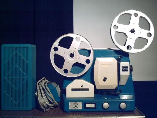 proiettore Cinebral Sonor 8