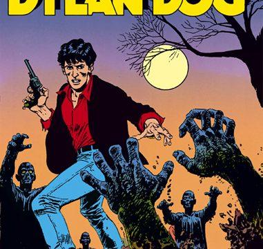 Primo numero di DYLAN DOG – (01/10/1986)