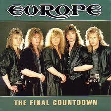 THE FINAL COUNTDOWN – Europe – (1986)