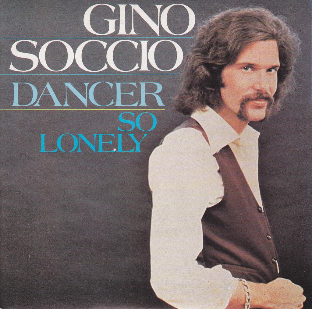 Gino soccio dancer copertina