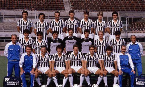 CAMPIONATO ITALIANO CALCIO Serie A 80/81 – (Juventus)