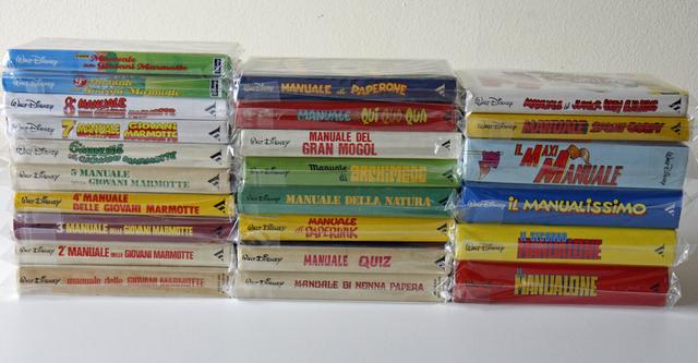 Manuale Giovani Marmotte collezione