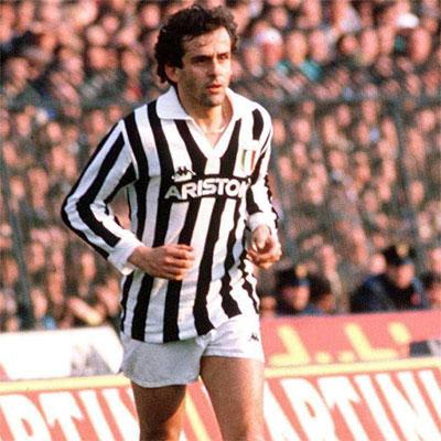 capocannoniere campionato calcio juventus platini 1982 1983