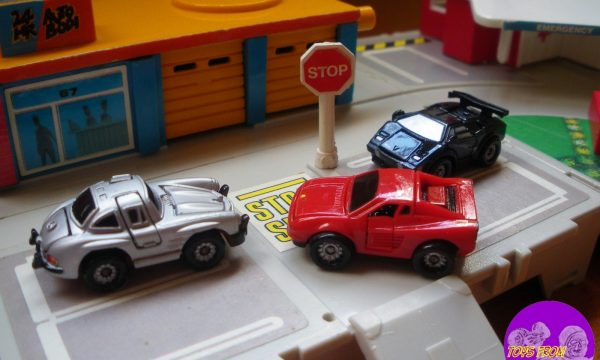 MICRO MACHINES – (Fine 80/ anni 90)
