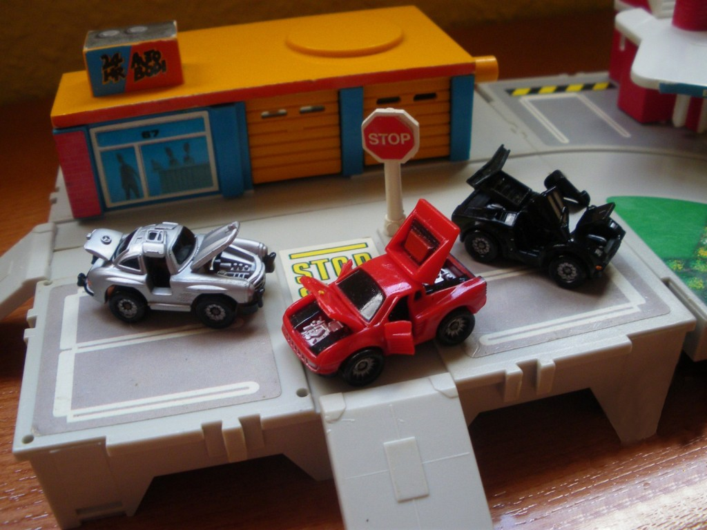 micromachines deluxe collection