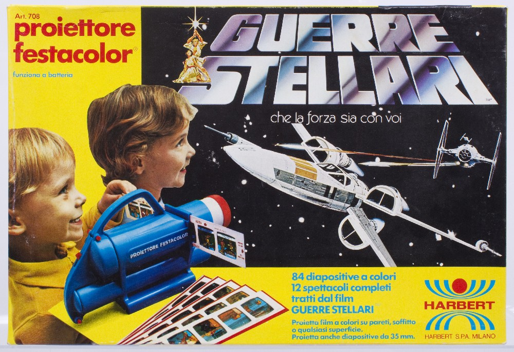 festacolor guerre stellari harbert