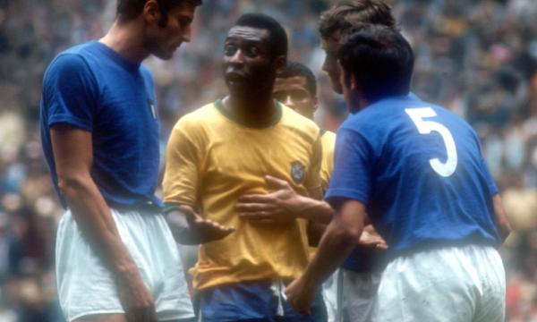 MONDIALI DI CALCIO 1970 – (Brasile)