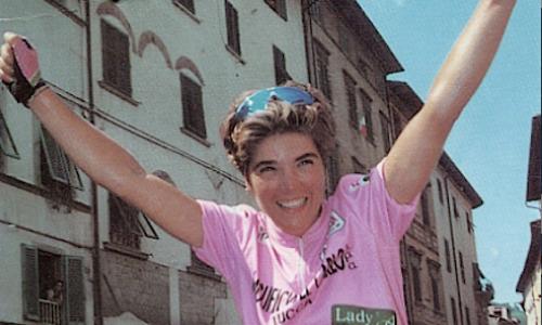 Tributo per MICHELA FANINI – Cliclista italiana – (1973/1994)
