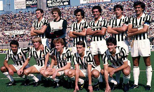 CAMPIONATO ITALIANO serie A 1983/84 – (Juventus)