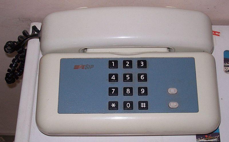 Telefono Sirio